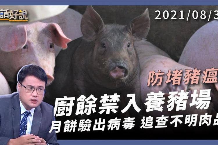 Embedded thumbnail for 非洲豬瘟強勢來襲 全國禁止廚餘養豬!