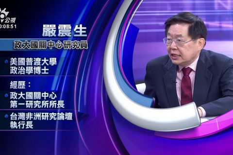 Embedded thumbnail for 中國氣炸!香港民主人權法案 美眾院無異議通過!