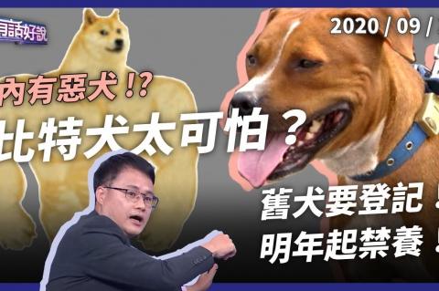Embedded thumbnail for 比特犬太可怕!農委會:明年起禁養!