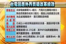 Embedded thumbnail for 江宜樺:電價漲定了!審計部:台電問題多!